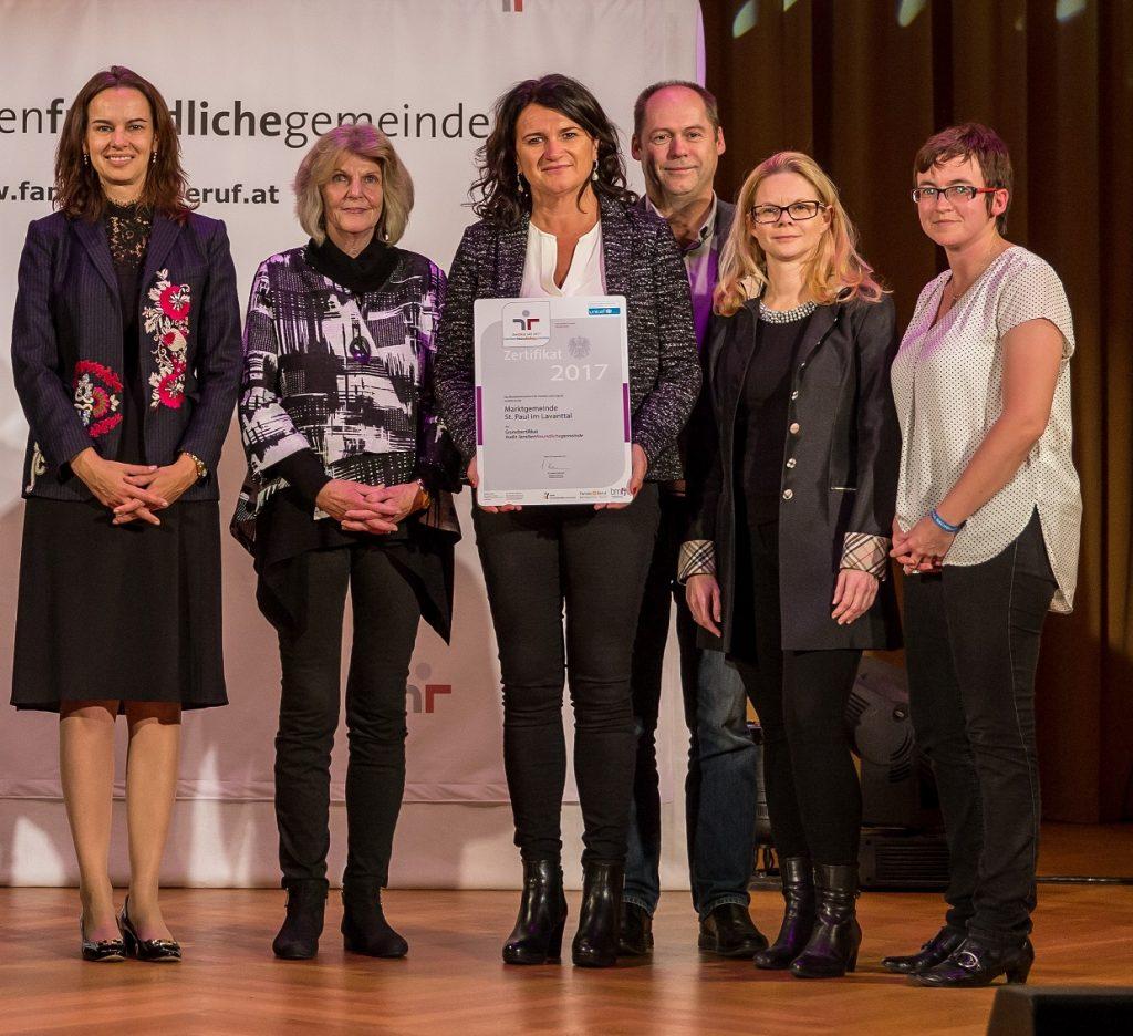 Kinder- und Familienfreundliche Gemeinde | (c) Harald Schlossko
