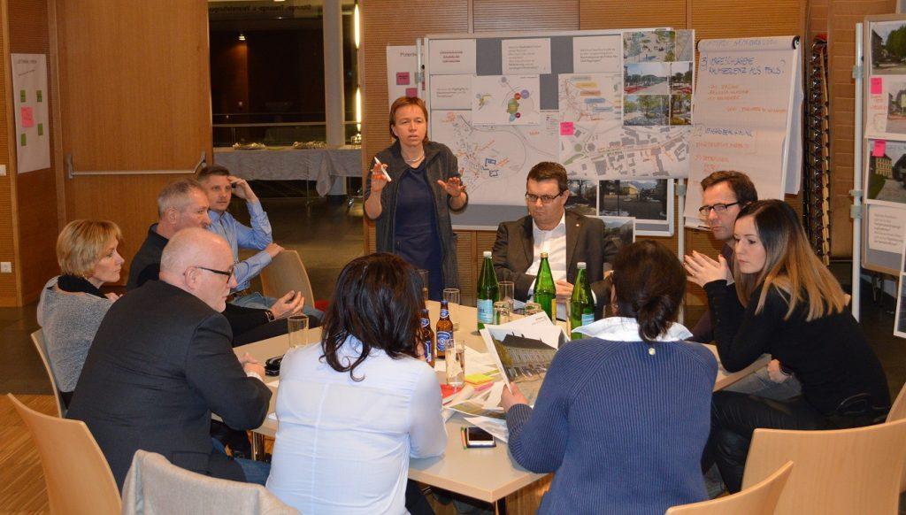 Ortskernbelebungskonzept - Workshop