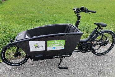 "E-Lastenrad ""KLaRa"" kostenlos ausleihen"