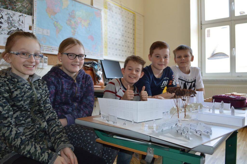 Ortskernbelebungskonzept - Schulhofgestaltung