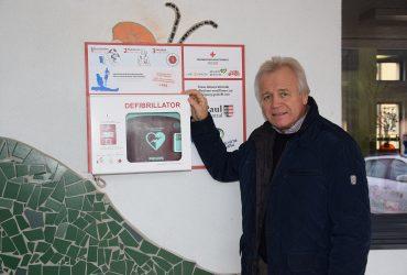 Defibrillator für das Granitztal
